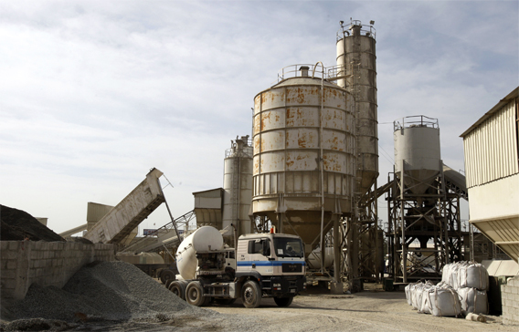 cement market in egypt A cement producer with a market share of more than 30% in gray cement and  more than 50% in white cement, suez cement has five production facilities (suez ,.