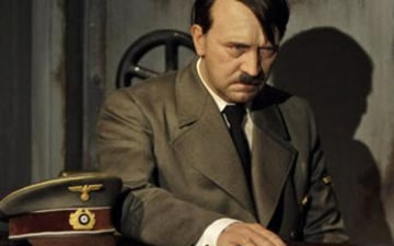 Photo: Hitler impersonator arrested Germany