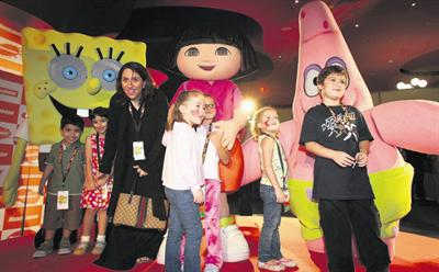 Nickelodeon Arabia set to go on air on Wednesday - Emirates24|7
