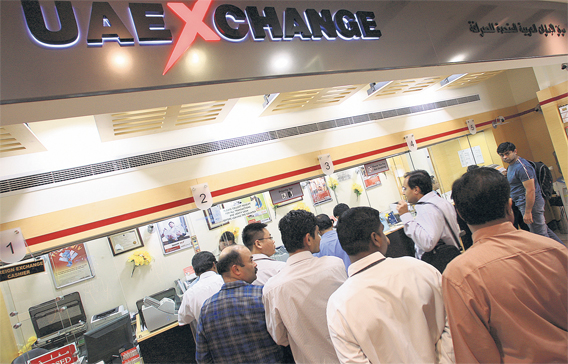Uae Exchange Targets 18bn In Remittances Eb247 Companies And