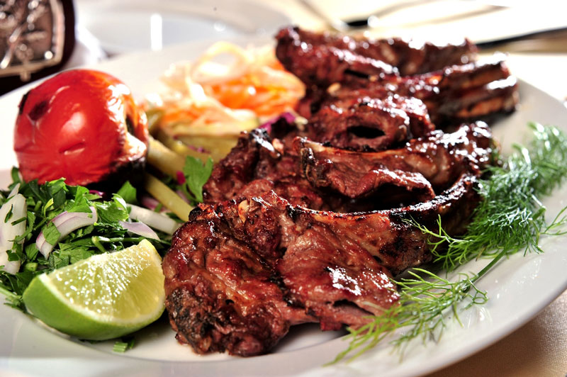 Shahista brings taste of central asia to dubai emirates 24 7 for Afghanistan cuisine food