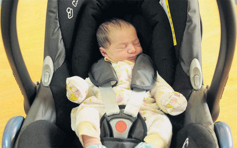 Hospital Gives Newborns Free Car Seats