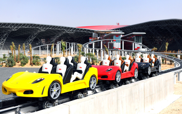 company overview of ferrari world theme park Warner bros world abu dhabi, the 165 million-square-foot indoor theme park set to debut this summer, has offered a look at two of its six themed lands, metropolis and cartoon junction the.