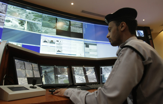 Police get smart and fast with new cameras emirates 24 7 - Emirates camera ...