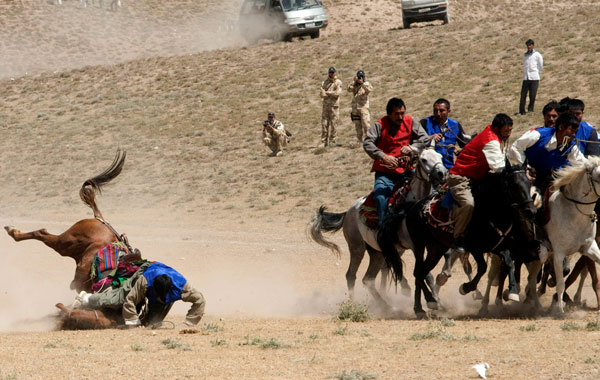 Polo, the Afghan way - Emirates24|7