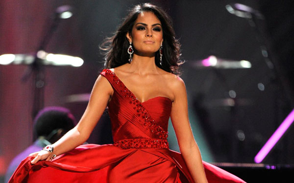 Jimena Navarrete is crowned Miss Universe - Emirates24|7