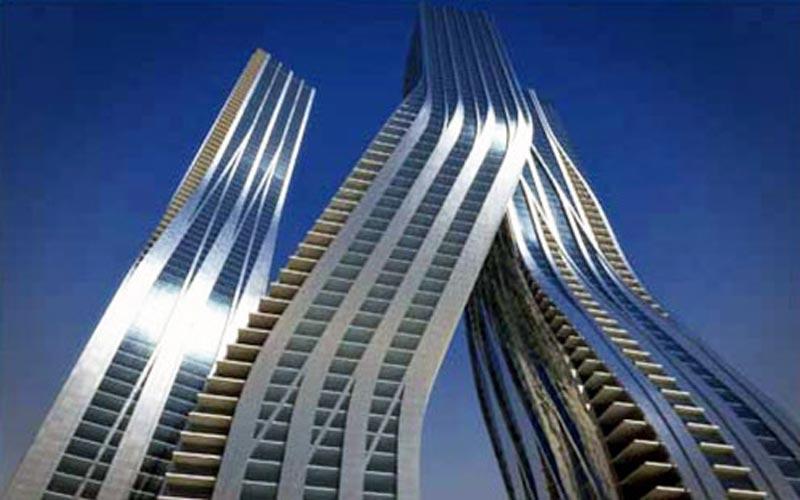 Art Line Uae : Signature towers not scrapped dubai properties group
