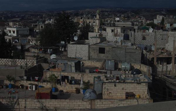 From fewer than 2,000 people, Mieh Mieh now has more 5,000 Palestinians, crammed in an area of about three square kilometres (SUPPLIED)