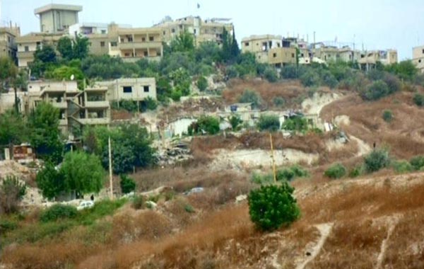 One of these camps is Mieh Mieh, located on a hilltop facing the Mediterranean. Its residents are barred from employment in Lebanese institutions under the country's laws (SUPPLIED)