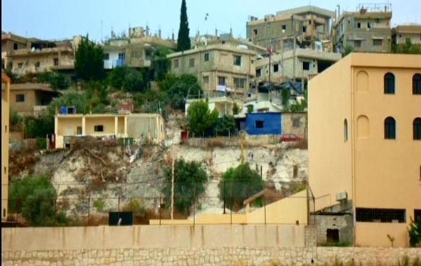 More than 350,000 people, mostly from North Palestine, live in 12 refugee camps in Lebanon (SUPPLIED)