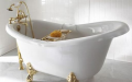 Photo: Study finds you can burn 140 calories in the bath