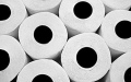 Photo: Woman makes own toilet paper amid coronavirus pandemic
