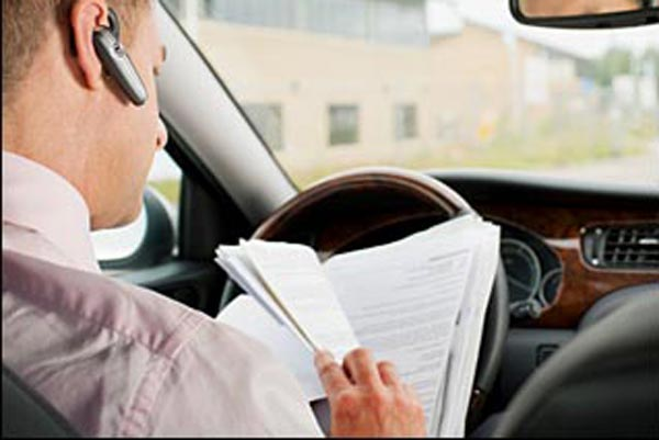 essays on texting and driving