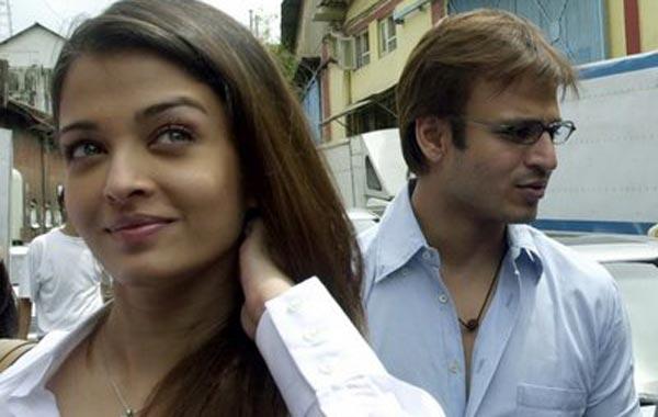 Aishwarya Rai not seen at Vivek Oberoi's wedding ...