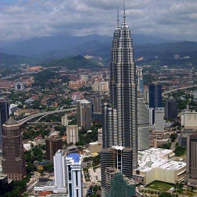Petronas Towers. (Malaysia) (SUPPLIED)
