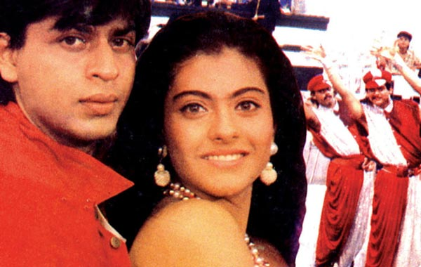 Abbas-Mustan's 'Baazigar' shocked Indian audiences with an unexpected violation of the standard Bollywood formula by featuring an ambiguous hero. It also introduced Shah Rukh Khan to Kajol, one of Bollywood's most successful cinematic partnerships (FILE)
