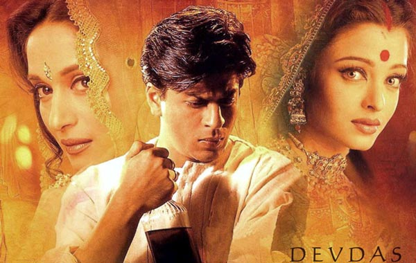 The Rs500m 'Devdas' (2002) starred Khan and Aishwarya Rai. It won ten Filmfare Awards, received a BAFTA nomination and was India's entry for Best Foreign Language Film at the Oscars. (FILE)
