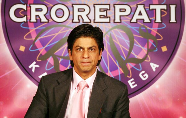 In 2007, Khan replaced Amitabh Bachchan as the host of the third series of the popular game show 'Kaun Banega Crorepati', the Indian version of 'Who Wants to Be a Millionaire?' (FILE)