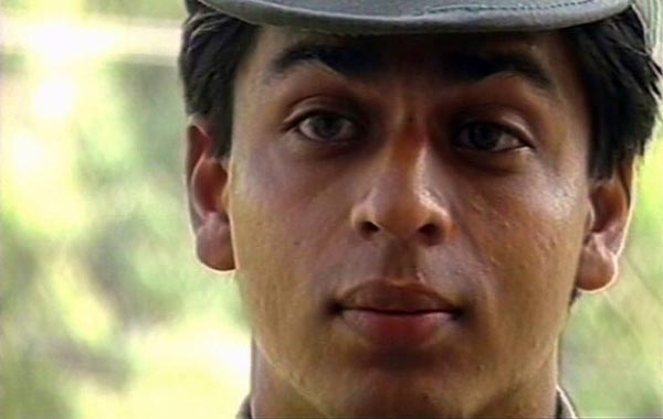 Khan made his acting debut in 1988 when he appeared in the television series, 'Fauji', playing the role of Commando Abhimanyu Rai. He went on to appear in several other television serials, most notably in the 1989 serial, Aziz Mirza's 'Circus', which depicted the life of circus performers (FILE)