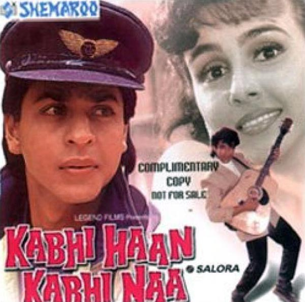 He made a move to Bollywood in 1992, and early in his career, Khan played against type with 1993's 'Kabhi Haan Kabhi Naa', taking on the role of Sunil, a young man who loses the girl in the end. Khan has said the film is among his finest roles to date (FILE)