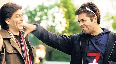Some of Khan's most successful films have been with the director Karan Johar, including 'Kuch Kuch Hota Hai' (1998), 'Kabhi Khushi Kabhie Gham' (2001) and 'My Name Is Khan' (2010)