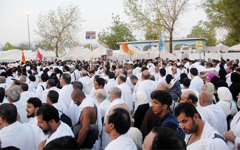 Pilgrims from the UAE (WAM)