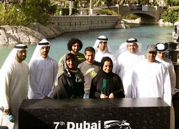 Works by 15 Emirati filmmakers are in this year's festival, selected from about 30 entries. It is the first time there are enough films to consider running an award, Masoud Amralla Al Ali, Artistic Director, Dubai International Film Festival, told Emirates24|7 (FILE)
