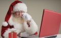 Photo: Santa's work begins answering Christmas wish mail in Germany