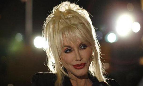 Dolly Parton. (REUTERS)