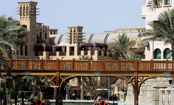Madinath Jumeirah is spread across 40 hectares. (FILE)