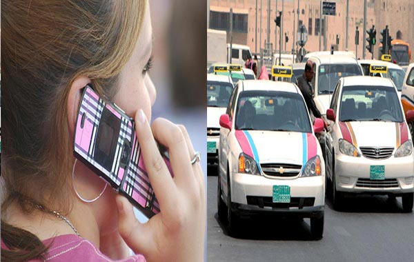 Now dial-a-taxi in Sharjah - Emirates24|7
