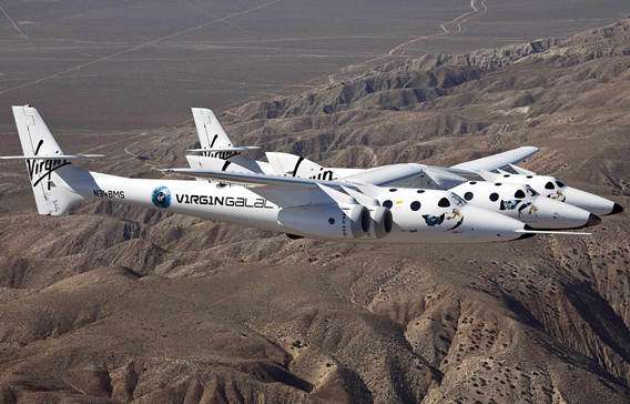 "Abu Dhabi is likely to be a location of particular interest,"" said Stephen Attenborough, Commercial Director, Virgin Galactic. (REUTERS)"