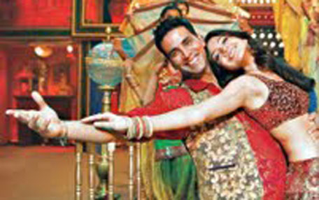 Walking the red carpet at Grand Cineplex and Wafi City in Dubai will be powerhouse Akshay Kumar, along with co-star Anushka Sharma and veteran actor, Rishi Kapoor. (SUPPLIED)