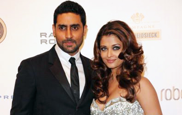 Abhishek Bachchan and Aishwarya Rai (GETTY)