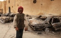 Photo: 8 killed in suicide attack in eastern Libya