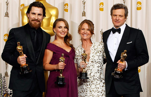 The 83rd Academy Awards Susanne Bier Of Denmark Poses Backstage With The Oscar For Best Foreign Language Film For In A Better World At The 83rd Academy Awards On Sunday In The Hollywood Section Of Los Angeles Ap Oscar Winners For Best