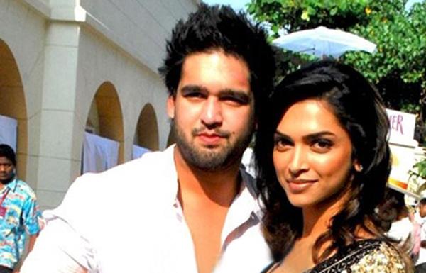 (FILE) Deepika Padukone & Siddhartha Mallya. (Nikki Steggall)