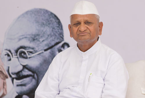 anna hazare 1 The indian anti-corruption movement, commencing in 2011 anna hazare wanted a joint committee to be formed, comprising members of the government and of civil society, to draft tougher anti-corruption legislation manmohan singh.