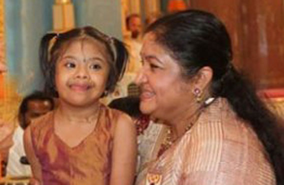 Eight-year-old KS Chithra has drowned in an Emirates Hills swimming pool. (SUPPLIED)