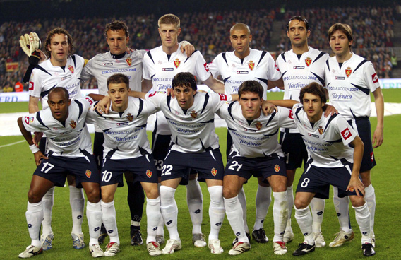 Real Zaragoza is rumoured to be the club. (GETTY/GALLO)