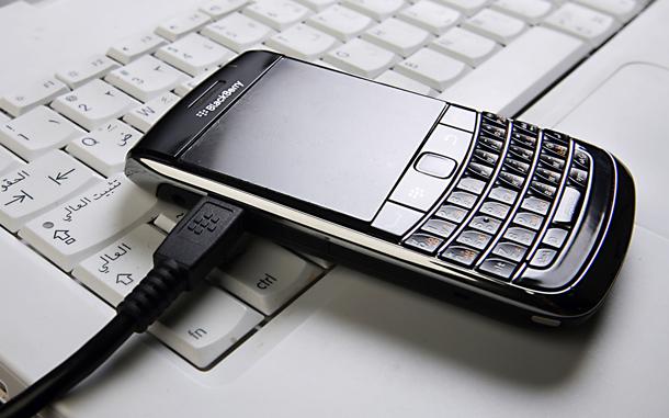UAE BlackBerry users go app-happy - Emirates24|7