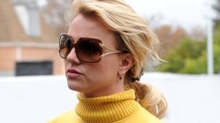 Photo: Britney Spears felt like 'ugly ducking' at school