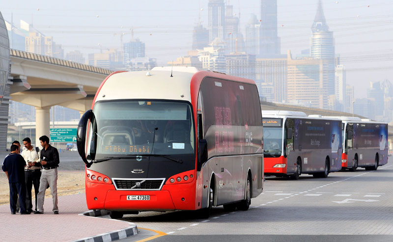 New Dubai Bus Routes From Jebel Ali Starting Feb 1