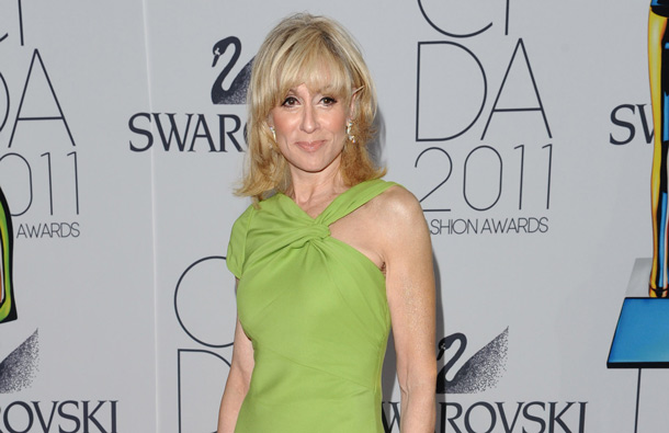Actress Judith Light attends the 2011 CFDA Fashion Awards at Alice Tully Hall in New York. (AP)