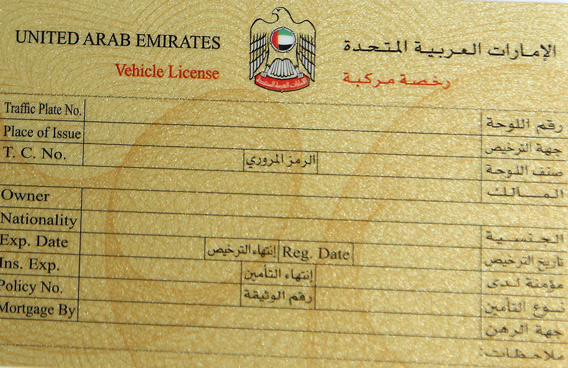 Renew Driving Licence At Optical Centres News Emirates24 7