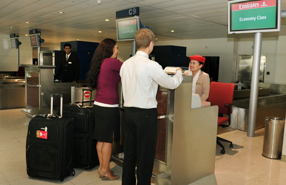 Emirates Launches 24 Hours Early Check In Facilities