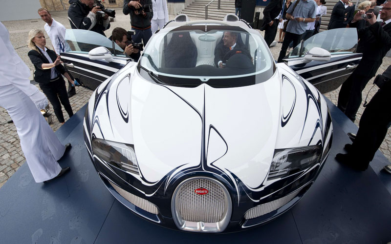 Uae Man Buys World S Most Expensive Car Emirates24 7