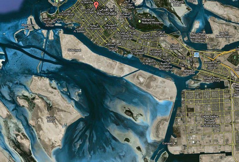 Courtesy: Google Maps