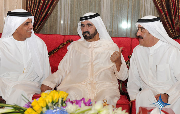 Mohammed Receives Rulers Of Rak Uaq News Emirates Emirates24 7
