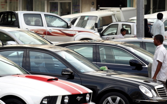 Dh700,000 worth of impounded cars to be auctioned in Sharjah